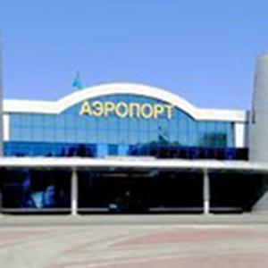 Аэропорты Икряного