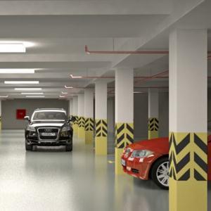 Автостоянки, паркинги Икряного