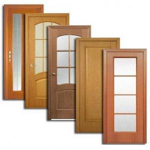 Двери, дверные блоки Икряного