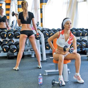 Фитнес-клубы Икряного