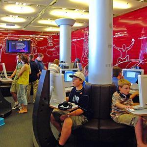 Интернет-кафе Икряного