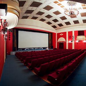 Кинотеатры Икряного