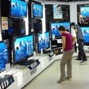 Магазины электроники Икряного