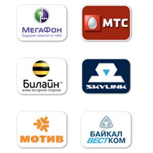 Операторы сотовой связи Икряного