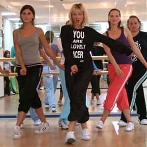 Школы танцев Икряного