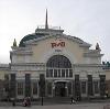 Железнодорожные вокзалы в Икряном