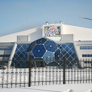 Спортивные комплексы Икряного