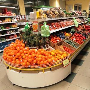 Супермаркеты Икряного